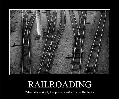 Railroading